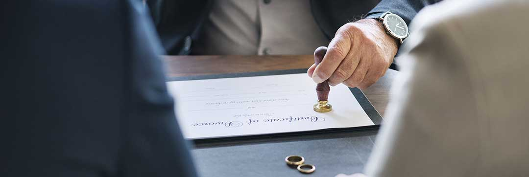 A foreign divorce decree is one of the requirements.
