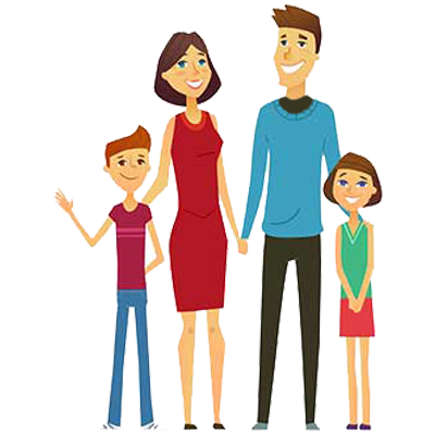 Family to indicate compulsory heirs.