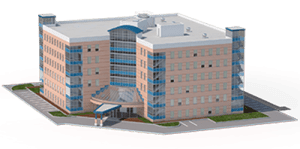 A hospital as often psychologists are called to provide testimony.