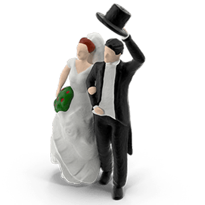 A married couple. Our understanding of condonation is based on old American cases.