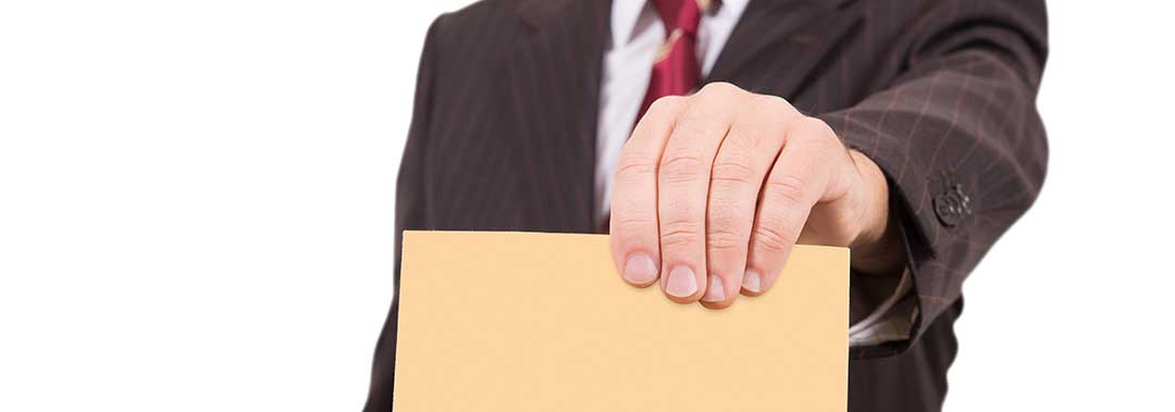 Even if an employee resigned, the employer must still prove that this was voluntary.