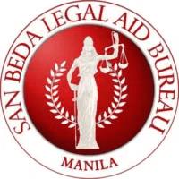 San Beda Legal Aid Bureau Logo