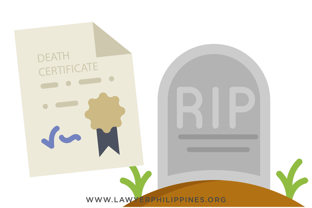 Death certificates are one of the first documents needed.