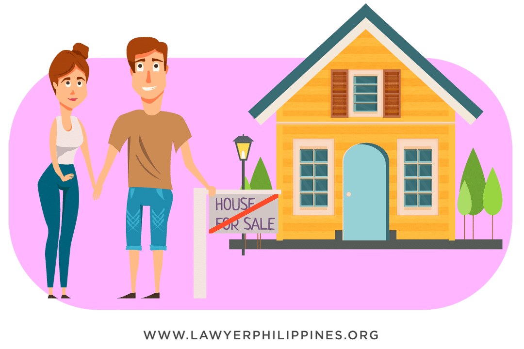 Different property regimes dictate how conjugal property is divided in the event of a separation. In the picture, a married couple stand in front of their home.