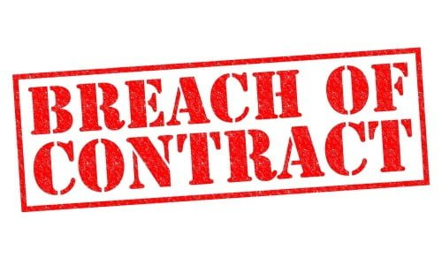 How to DRAFT: Breach of Contract Notice