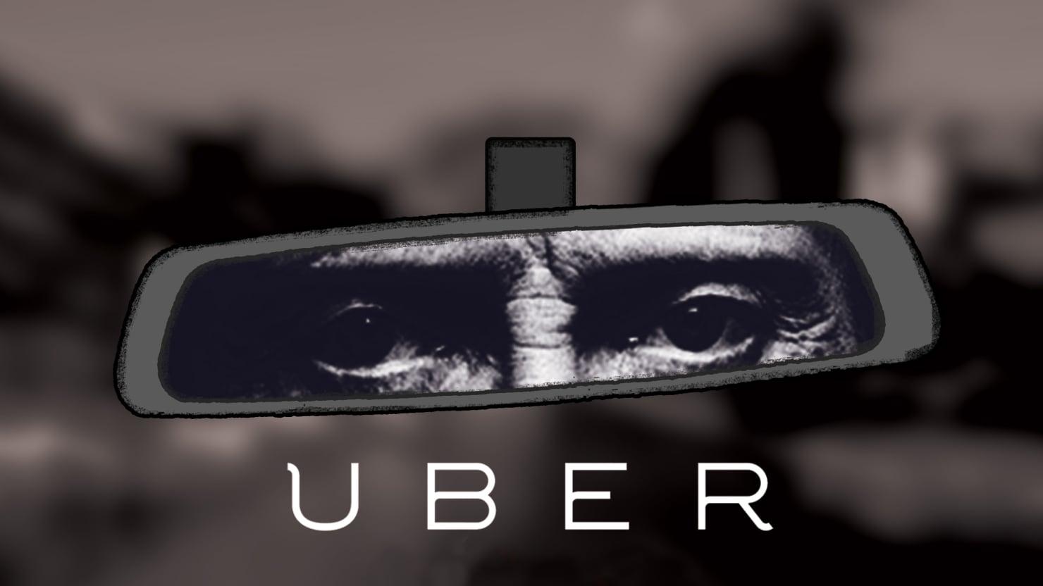 Gurugram Uber cab driver harasses