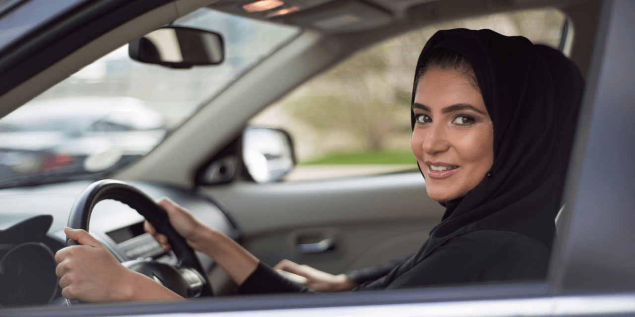 Ban on Saudi women's driving