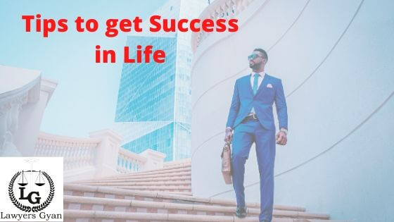 become Successful in life