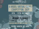 Model Virtual Court Competition