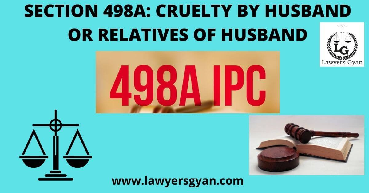 CRUELTY BY HUSBAND