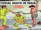 CUSTODIAL DEATH IN INDIA