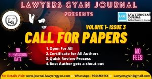 Lawyers Gyan Journal