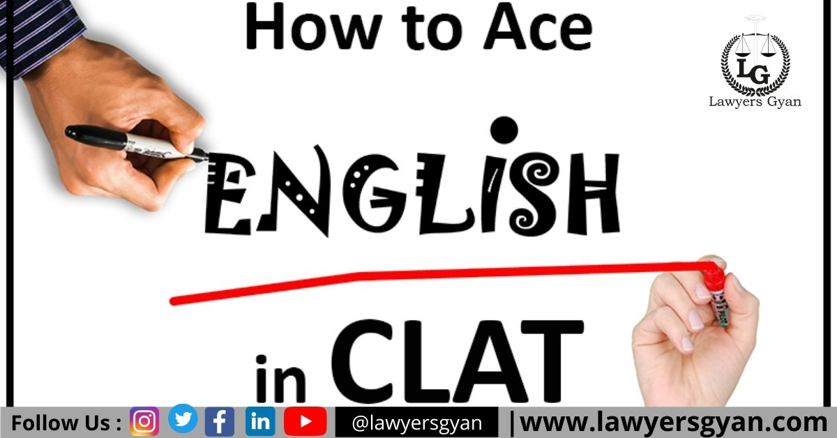 How to prepare CLAT English