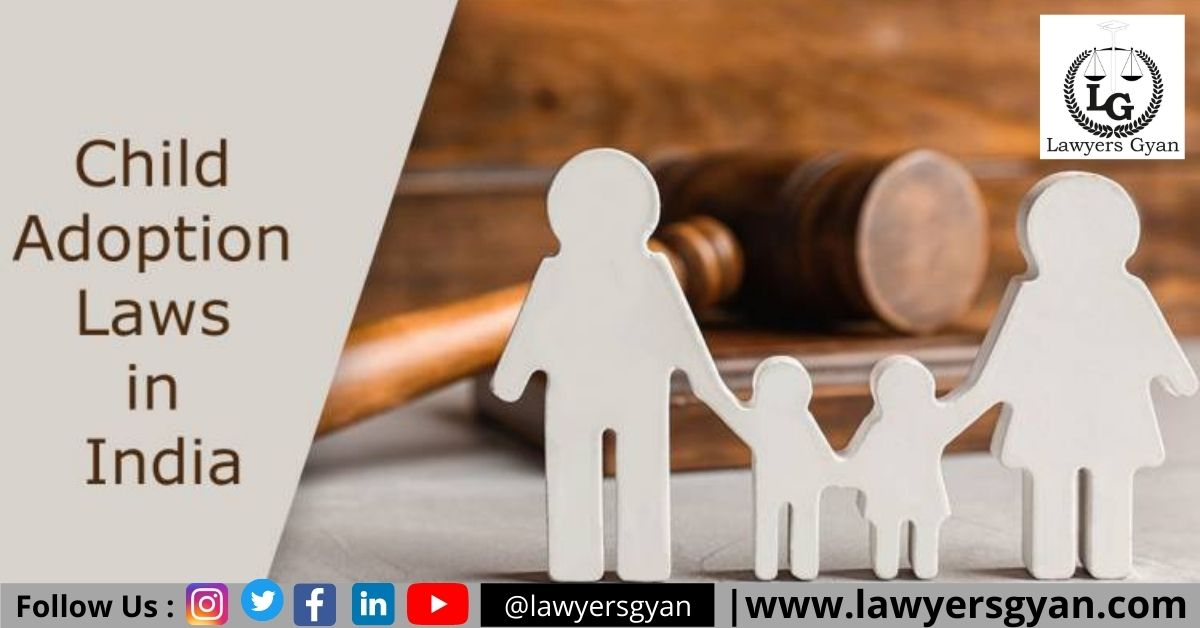 ADOPTION LAWS IN INDIA