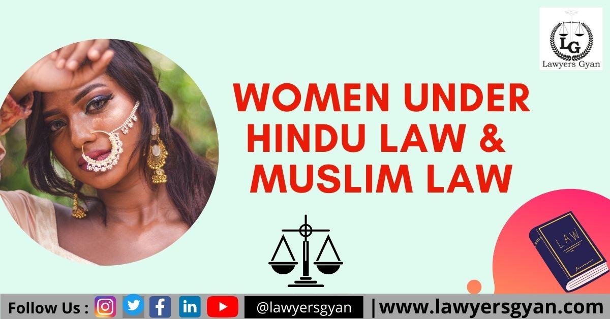 Women in Islam and Hindu
