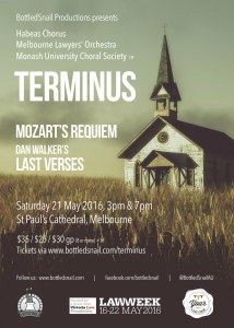 Terminus A4 poster