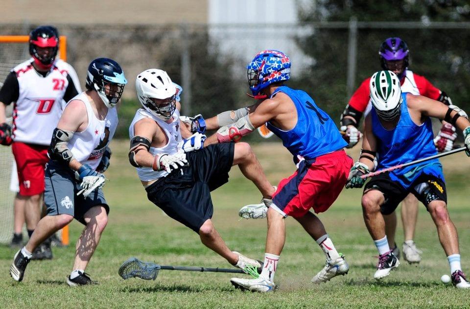 Common Injuries Lacrosse