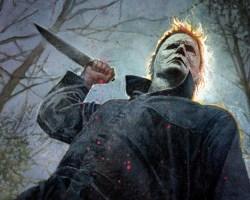 "Myers regresa para la noche de ""Halloween"""