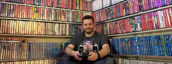 La mayor colección de videojuegos del mundo