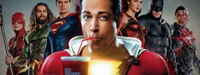 Shazam! El nuevo héroe de DC Cómics