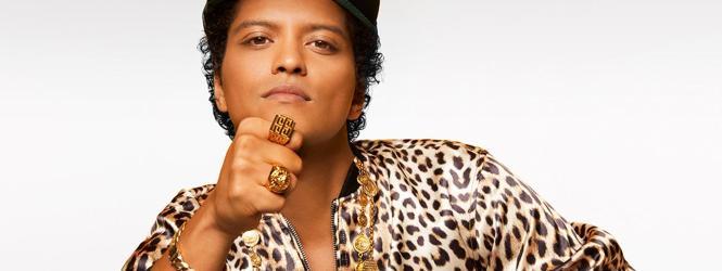 Razones por las que necesitas a Bruno Mars en tu vida