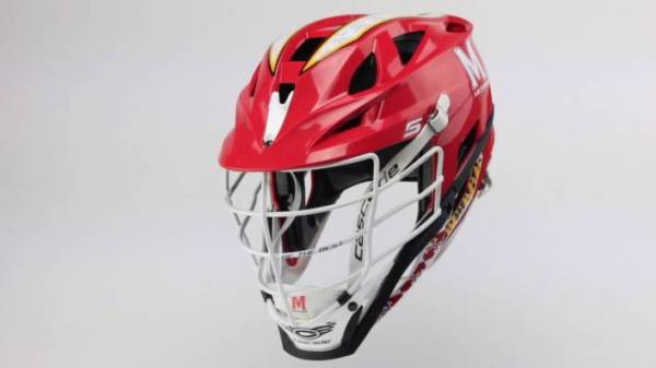 A Brief History of Lacrosse Helmets Lax Goalie Rat