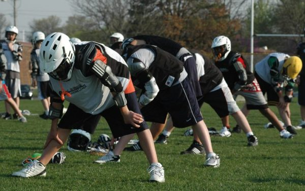 Dynamic Stretching Warmup for Lacrosse Goalies Lax