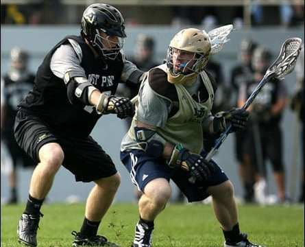 one on one lacrosse