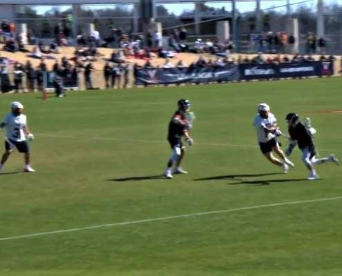 Princeton Virginia Lacrosse High Wing Pick Screenshot 2020