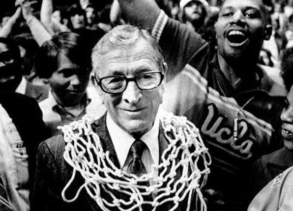 john wooden great basketball coach