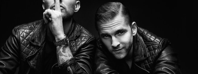 "GALANTIS  REGRESA CON NUEVA CANCIÓN  ""SATISFIED"" FT MAX"