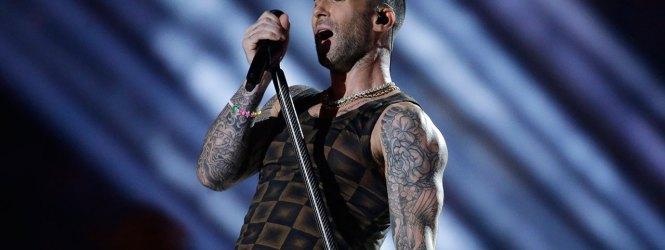 El paso de Maroon 5 por el Super Bowl