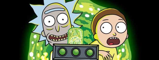 Rick y Morty recargado