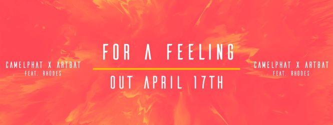 'For a Feeling': la explosiva mezcla que lanzó CamelPhat junto a ARTBAT
