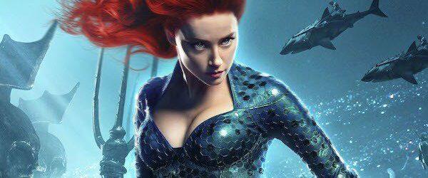 Amber Heard y los fuertes rumores sobre su probable salida de Aquaman 2