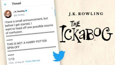 The Ickabog: el nuevo libro en el que J.K. Rowling le cuenta a tus hijos una historia sobre la verdad y el poder
