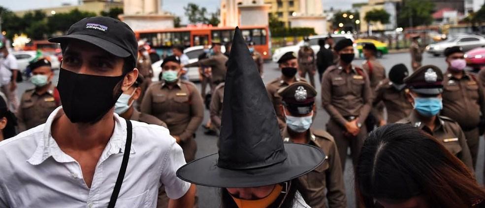 Harry Potter y el misterio de por qué en Tailandia