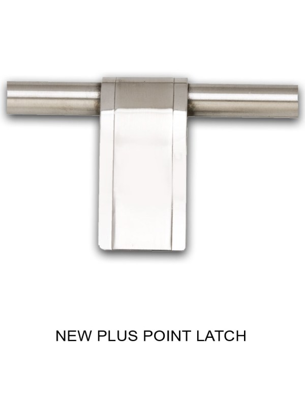 New Plus Point Latch
