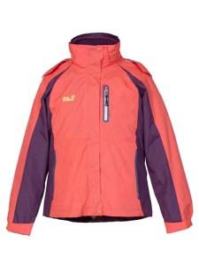 Ski Jacket Orange
