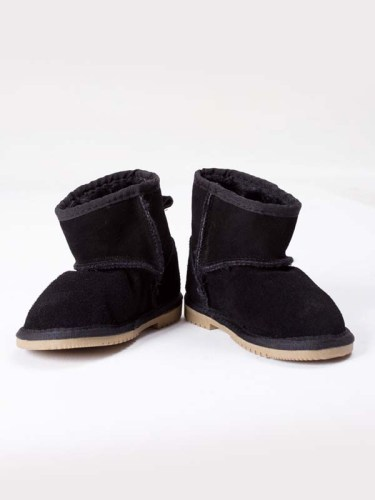 Ankle Boots Kids Black