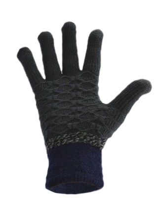 Texting Gloves Dark Grey