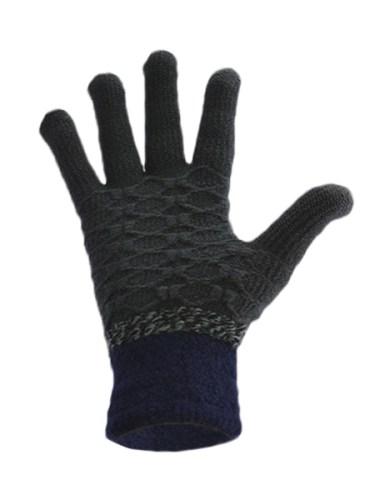 Texting Gloves Dark Grey