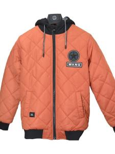 Hoodie Parka Winter Jacket