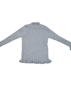 Kids Pullover Sweater Knitted