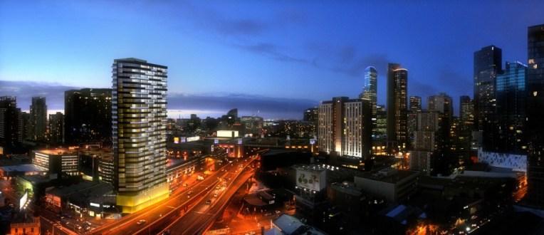 ge Apartments. DEC Australia. Crone Partners 2