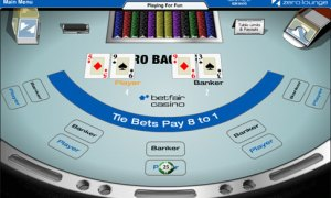 Baccarat Exchange Games Laying System For Betfair