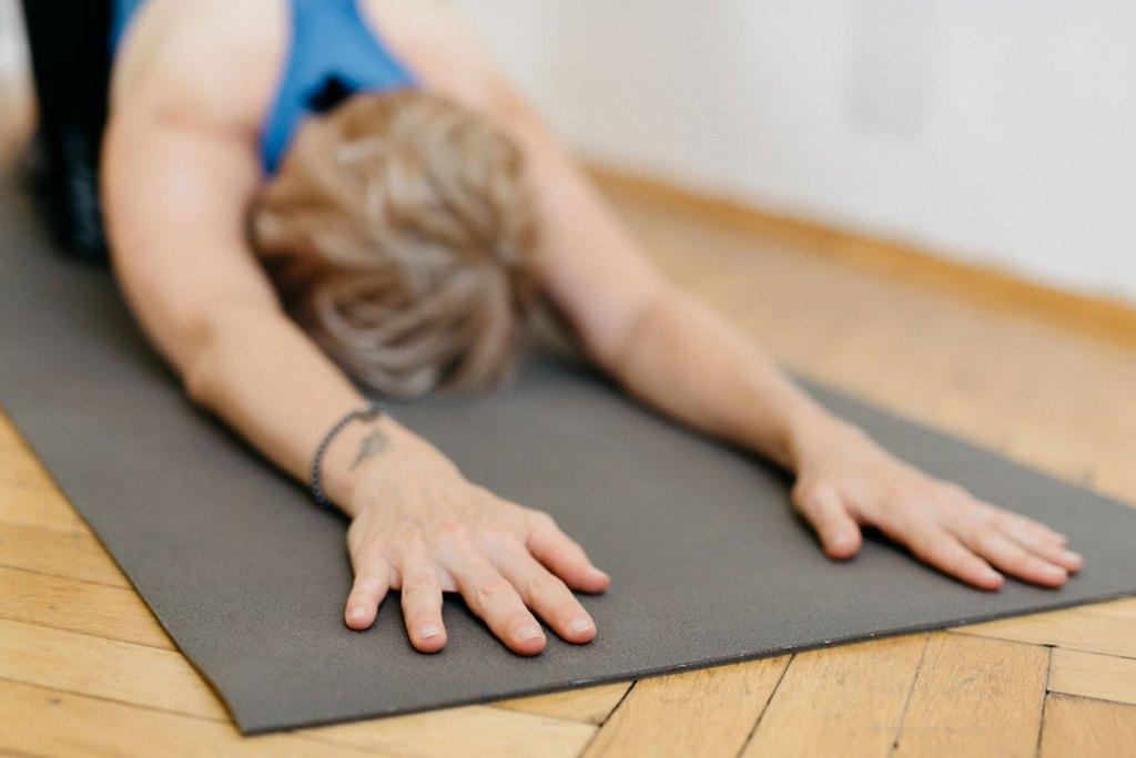 Hingabe hast du mich gelehrt, großer Yoga.