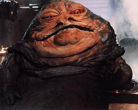 Lust auf KArtoffelchips mit Jabba the Hut?