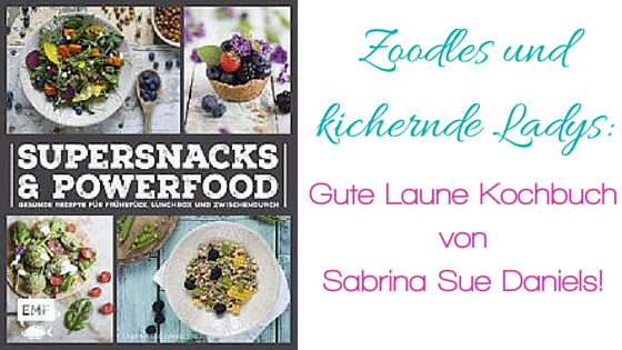 Supersnacks Powerfood Sabrina Sue Daniels