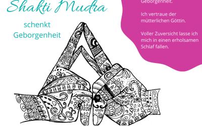 Shakti-Mudra: Finde deine innere Heimat